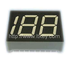 0.45 Inch 2.5 Digits numeric led Display