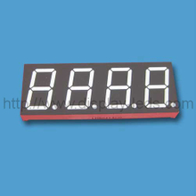 0.8 Inch 4 Digits 7 segment led display