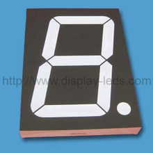 4 Inch 7 Segment LED Display