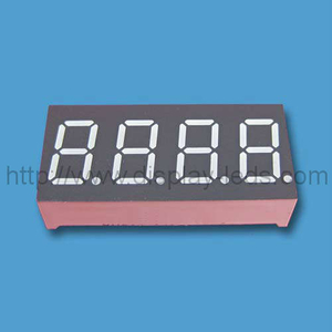 0.36 Inch 4 digits 7 Segment LED Display
