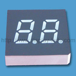 0.3 Inch Dual Digits 7 Segment LED Display