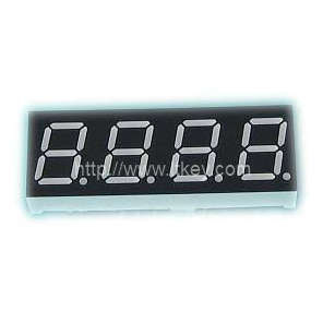 0.4 Inch four Digits numeric Display