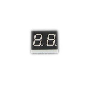 0.28 Inch Dual Digits 7 Segment LED Display