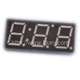 0.39 Inch three Digits clock LED Display