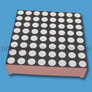 1.2 inch 8x8 LED Dot Matrix