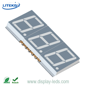 0.56 Inch three Digit Numeric SMD Display