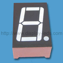 0.56 inch dual color 7 segment led Display