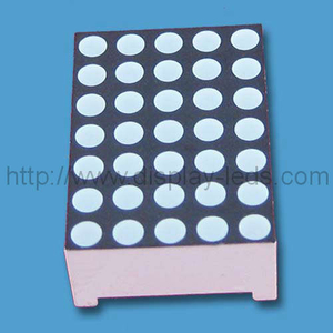 0.7 inch 5x7 LED Dot Matrix