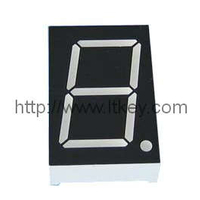 1.00 inch 7 segment LED Display
