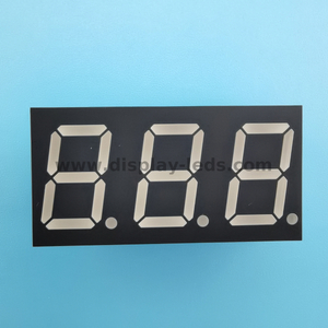 LD3932A/B Series - 0.39 inch 3 digit 7 segment display